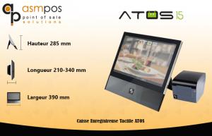 Caisse Enregistreuse Tactile ATOS