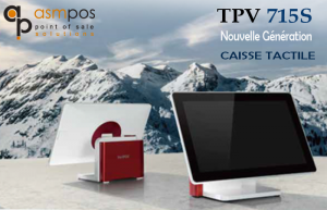 Caisse Tactile TPV 210