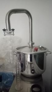 distillateur huiles essentielles Tunisie