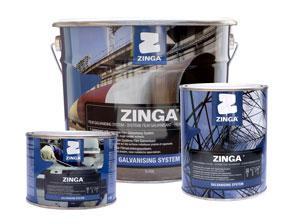 ZINGA: Zingaspray
