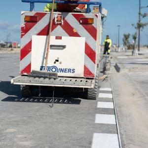 Signalisation horizontale (marquage routière)