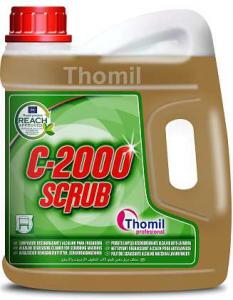 Dégraissant (C2000) pour auto laveuse