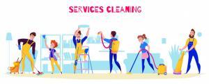 MN Proclean service société de nettoyage entreprise professionnelle