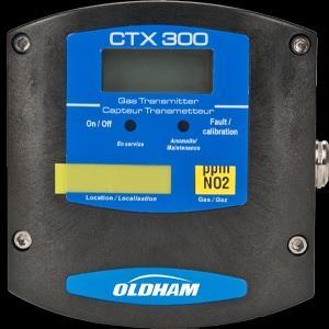 Détecteur de gaz - fixe- CTX 300 -gaz toxiques-OLDHAM