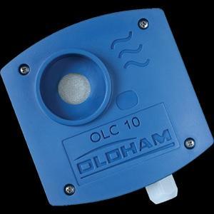 Détecteur de gaz  fixe- toxiques et explosibles -fixe OLCT 10 - OLC 10-OLDHAM