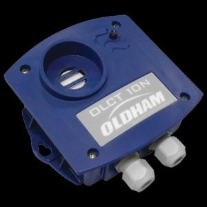 OLCT 10N - Détecteur de gaz fixe-numérique explosible ou toxique-OLDHAM