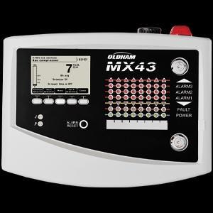 Centrale de détection gaz-MX 43