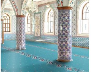 Moquette Mosquée