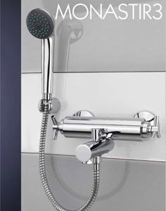 M�langeur de bain-douche - MONASTIR