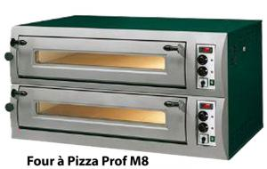 Four � pizza prof M8
