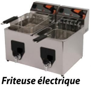 Friteuse électrique
