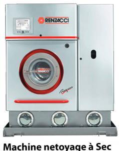 Machine nettoyage à sec