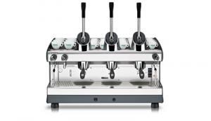 Machine à café 3 groupe à levier classe 7 RANCILIO