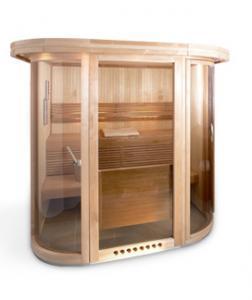 Sauna Midi Vision