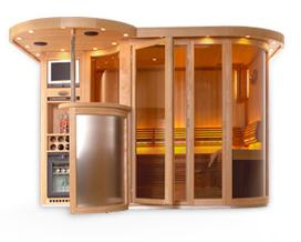 Sauna vital Vision