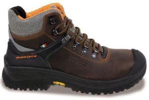 chaussure montante en Nubuck hydrofuge