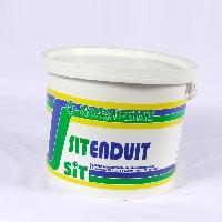 Produits de traitements de surface et d'impression:Sit Enduit