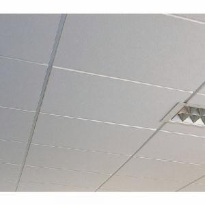 Plafond rockfon ekla tableau isolant thermique for Rockfon faux plafond
