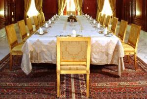 Salle � manger de palais