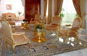Salon de palais