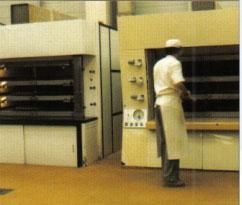Revêtements de sols de boulangerie