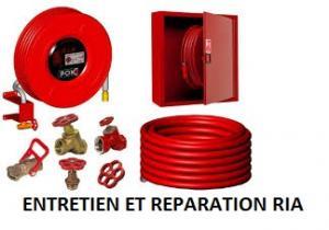 Entretien et réparation de RIA