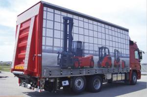 Hayons élévateurs DH-ESU 5000-9000 kg