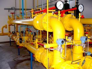 Installation interieure gaz