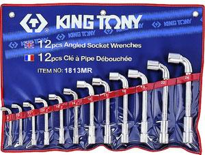 Trousse de clés à pipe 1813MR KING TONY