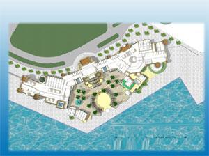 Etude et pilotage des projets: Village de transit pour croisiériste à la goulette