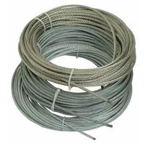 Câble métallique