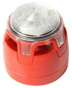 Sirène conventionnelle combinée avec Flash Rouge