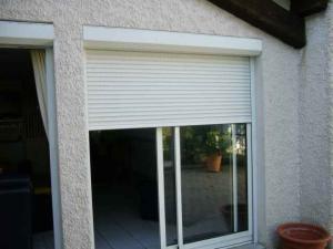 Porte et fenêtre en aluminium