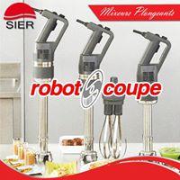 MIXERS PLONGEANTS ROBOT COUPE