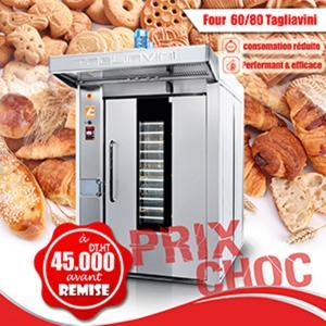FOUR ROTATIF 6080 TAGLIAVINI