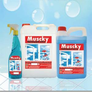 Lave vitre Muscky