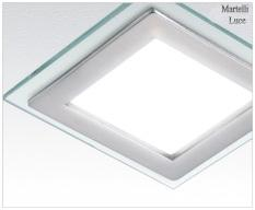 Dalle led encastrable plafond