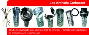 Antivol carburant