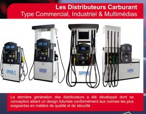 Distributeurs de carburant