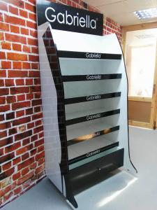 Fabrication de présentoir