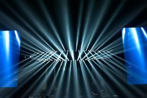 Lumière des grands spectacles