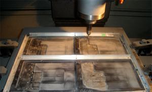 Fabrication de cadre de brasage