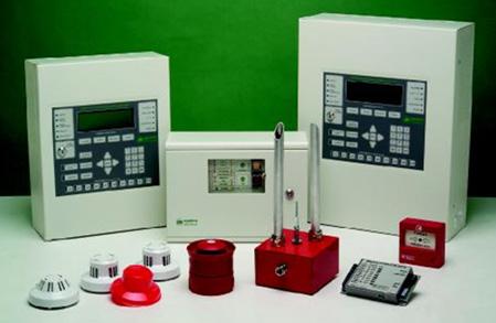 Système de detection incendie
