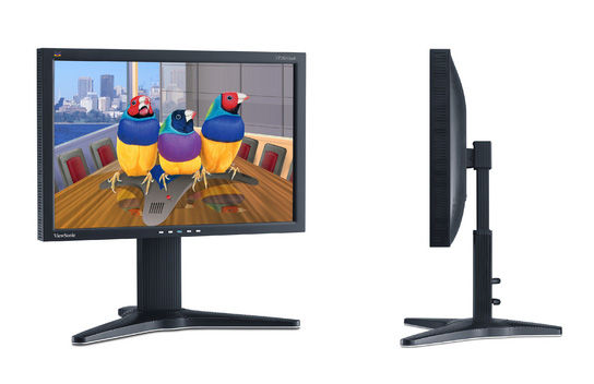 ECRAN LCD/VP