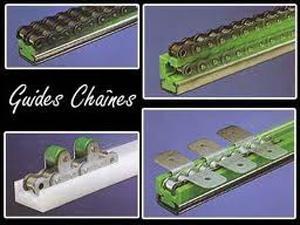 Guide chaine