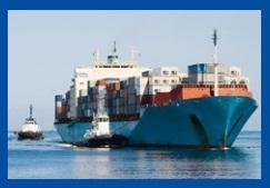 Maintenance des bateaux ravitailleurs