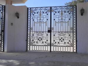 Porte en fer forg for Porte fer forge en tunisie