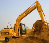 Pelles hydrauliques excavatrices