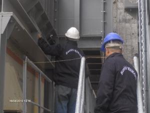 Service de maintenance et entretien