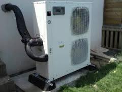 Préparation des pompes chaleur